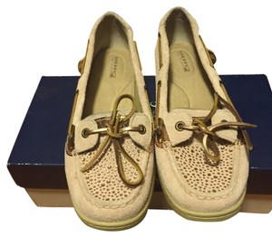 Sperry Top-Sider Pink Flats