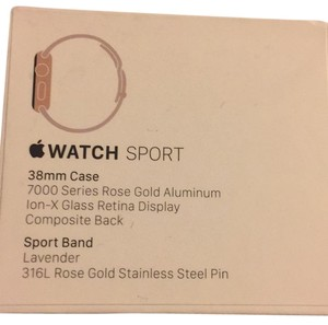 Apple 38MM Apple Watch Sport