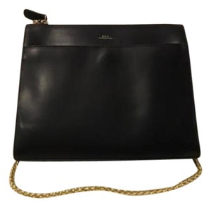 A.P.C. Apc Leather Shoulder Bag