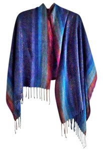 La Fiorentina NEW gold-embroidered shawl/wrap