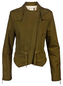 Mike Gonzalez Olive Jacket
