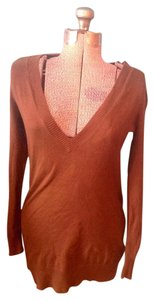 H&M Tunic V Neck H And M Sweater