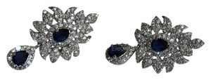 Other American Diamond n Sapphire with Sapphire Drop