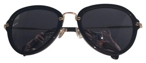 Miu Miu Aviator Sunglasses Aviator