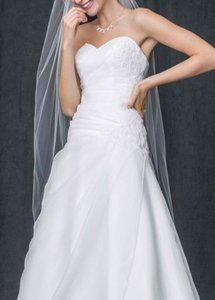 David's Bridal Collection Style Wg3644