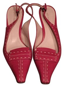Ann Taylor Red Pumps