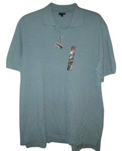 Cherokee T Shirt Light Aqua color