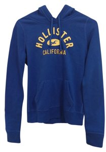Hollister Blue & Yellow Jacket