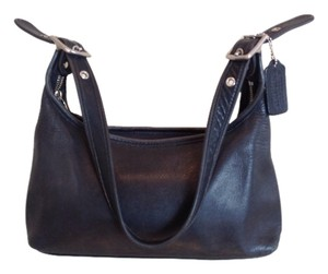 Coach Vintage Leather Traditional Classic Shoulder Bag