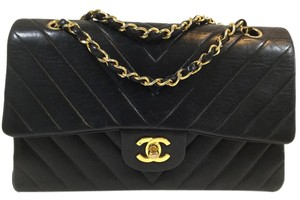 Chanel Leather Timeless Shoulder Bag