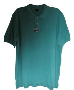 Cherokee T Shirt Dark aqua green blue