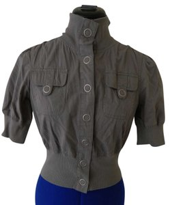 Social Occasions Grey Jacket