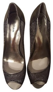 Night Out pewter Pumps