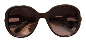 Chloé Chloe Brown/Brown Gradient Sunglasses