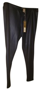 LC Lauren Conrad Straight Pants Dark Blue