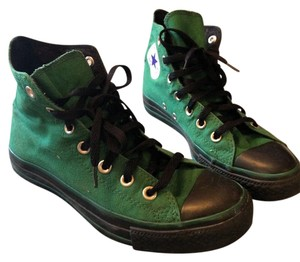 Converse Sneakers Green Athletic