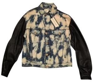 Fausto Puglisi blue Womens Jean Jacket
