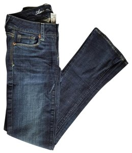 American Eagle Outfitters Hippie Bohemian Boot Cut Jeans