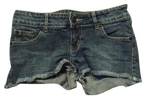 Wet Seal Mini/Short Shorts Blue
