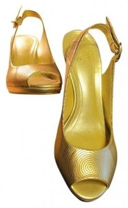 Alex Marie GOLD Pumps