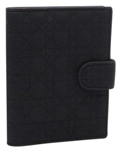 Dior Christian Dior Lady Dior Cannage Quilted Day Planner Agenda Cover