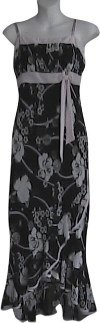 Preload https://item3.tradesy.com/images/trixxi-pink-and-black-floral-long-cocktail-dress-size-6-s-1858152-0-0.jpg?width=400&height=650