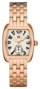 Michele Nwt Michele Rose Gold mini Urban watch