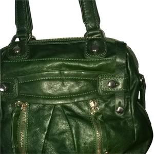 Treesje Tote in Jungle Green