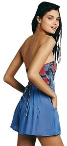 Free People Romper Beach Dress