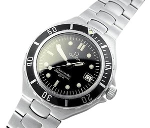 Omega Omega Seamaster 200M Pre-Bond Dive Watch, Date - Stainless Steel