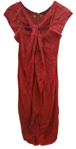 Red Maxi Dress by Vera Wang Maxi
