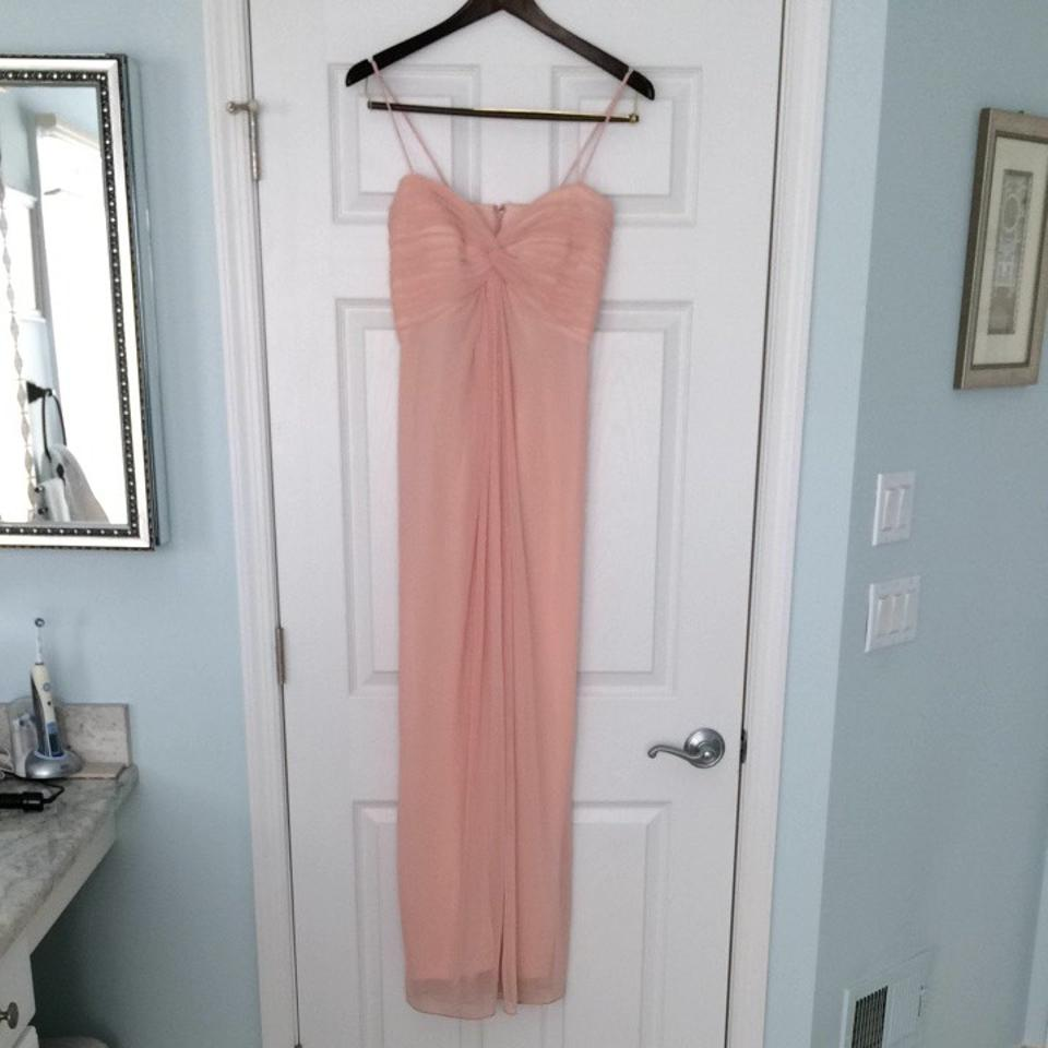 Pink Vintage Ball Gown For Long Formal Dress Size 0 (XS) - Tradesy