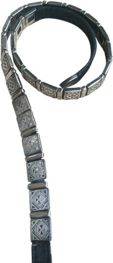 Preload https://item5.tradesy.com/images/black-silver-and-stamped-on-of-buckle-belt-1858404-0-0.jpg?width=440&height=440