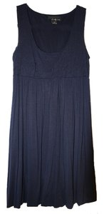 Forever 21 short dress Dark Blue on Tradesy