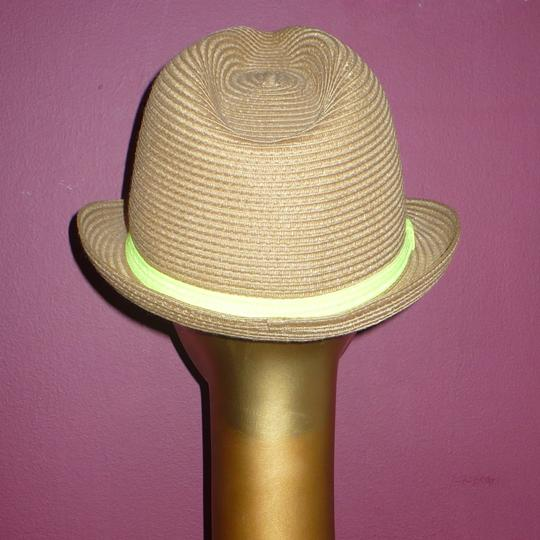 Target Woven Fedora Neon Hat Band