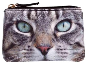 ASOS Maddy Kitty Cat Coin Card Purse