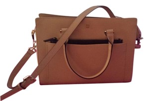 Kate Spade Satchel in Tan and Black