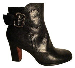 Nine West Leather Ankle black Boots