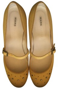 Marc Jacobs Yellow Flats