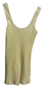 Express Top cream with light gold sequins