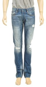 Sandro Woman Skinny Jeans-Light Wash