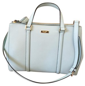 Kate Spade Satchel in Grace-Blue