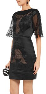 Temperley London Temperley Angeles Silk Kate Middleton Dress