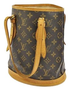 Louis Vuitton Shoulder Lv Tote in Brown