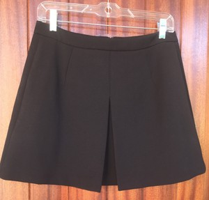 Vince Pleated Black Free Shipping Skirt
