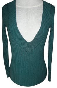 Hooked Up by IOT Plunge V-neck Casual Career Comfy Layering Sweater