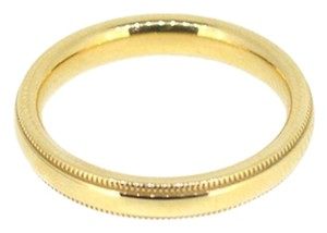 Other Benchmark 14K Yellow Gold Wedding Band 3.2 Grams Size 5