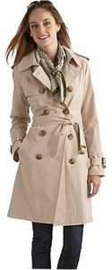London Fog Classic Double Breasted Trench Coat