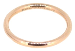 Other Benchmark 14K Rose Gold Wedding Band 1.8 Grams Size 6