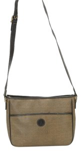 Fendi Canvas Leather 90's Cross Body Bag